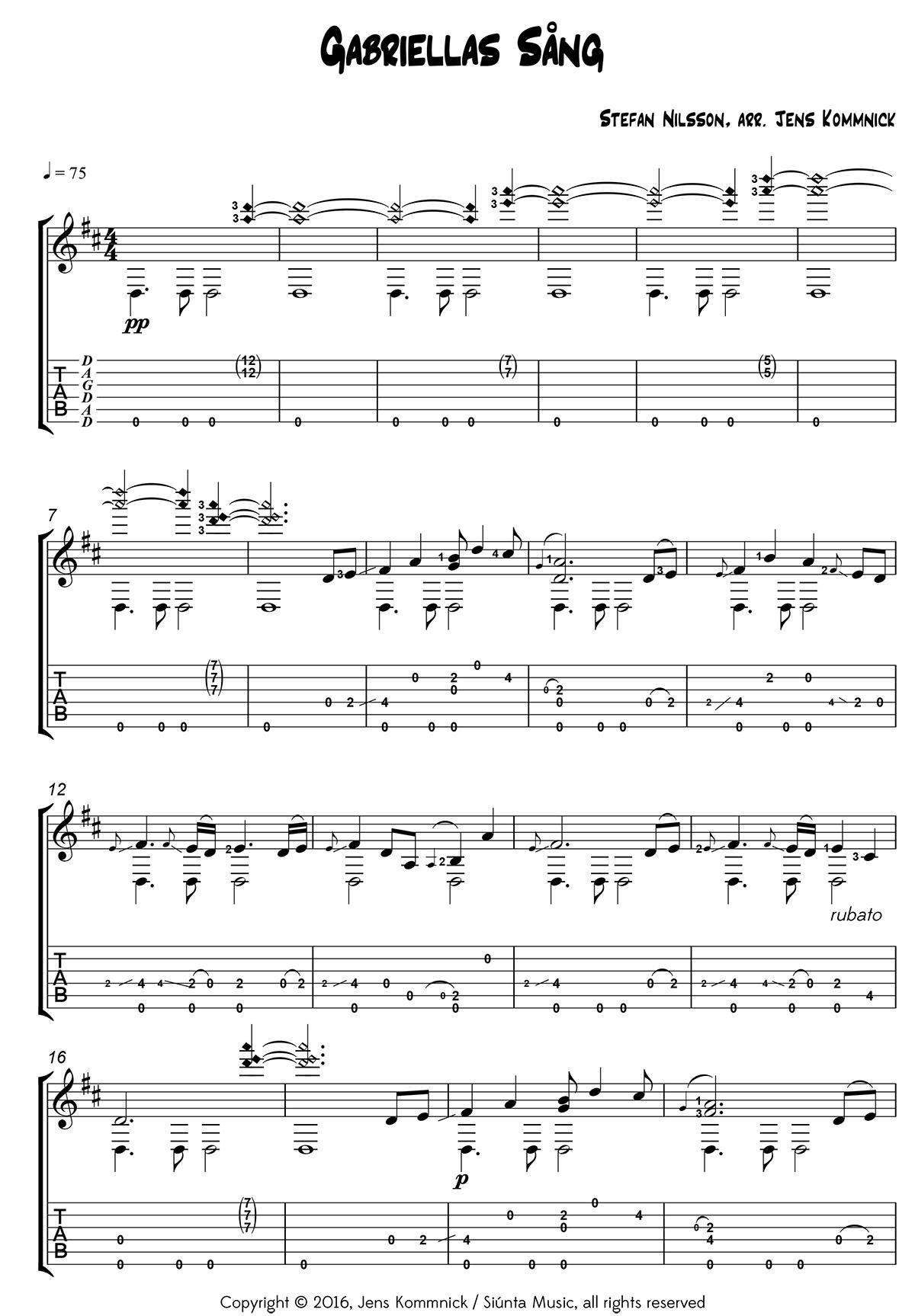 songs für gitarre